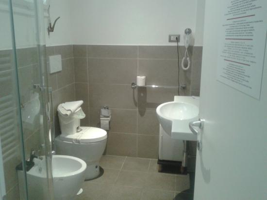 Your Rome B&B : Bagno