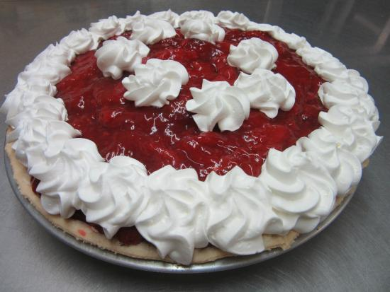 Dutch Kitchen Restaurant: Cherry Cream Cheese Pie