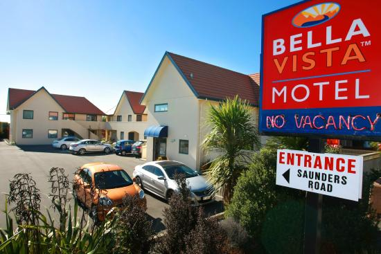 Bella Vista Motel Ashburton