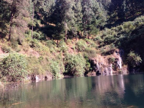 Lac Tritriva : Quite Sunday morning in July 2015