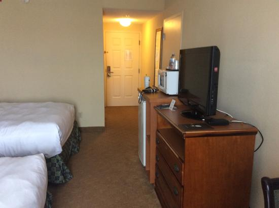 Country Inn & Suites By Carlson, Jacksonville: Mini fridge, microwave oven, coffee maker