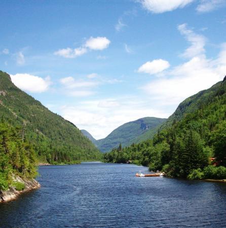 Parc Régional des Hautes-Gorges de la Rivière Malbaie: One of many pictures of the marvelous landscapes