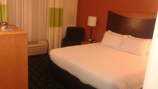 Fairfield Inn & Suites Oklahoma City NW Expressway/Warr Acres: King Room