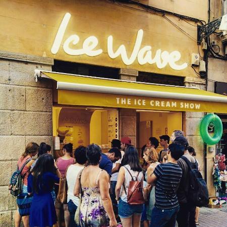 Restaurante ice wave en palma de mallorca con cocina otras - Cocinas palma de mallorca ...