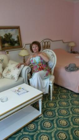 Hotel Planeta : Я в номере