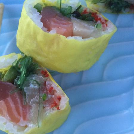 East By Northeast: DELICIOUS DITCH PLAINS ROLL