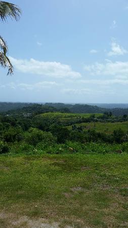 Casona bella vista y alrededores rio