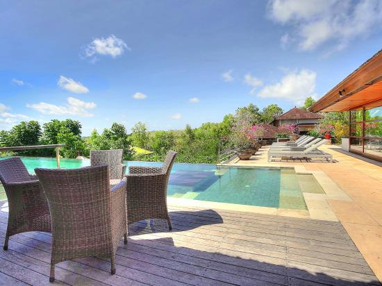 Villa Indah Manis: Indah Manis - view from deck