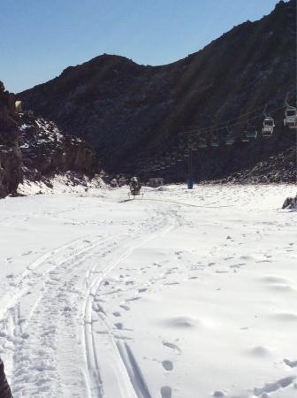 Whakapapa Ski Area - Mt Ruapehu: Whakapapa Snowfields