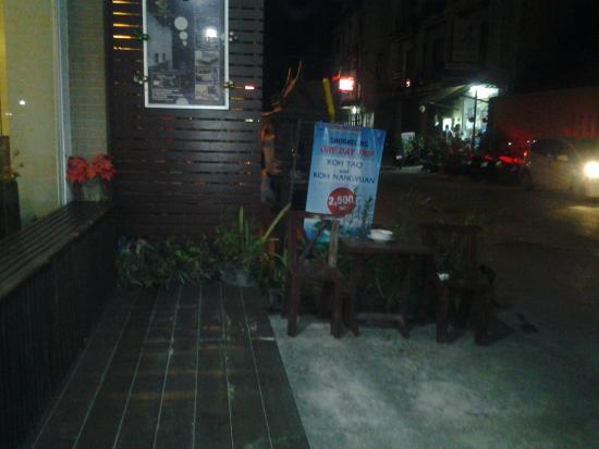 Arina Boutique Residence : Hotel Entrance