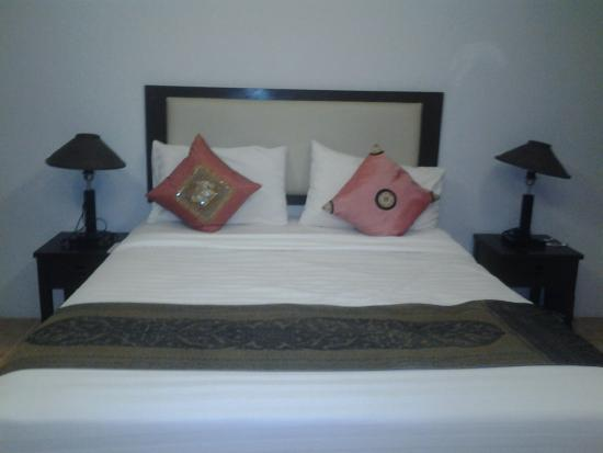 Arina Boutique Residence: Nice comfy bed