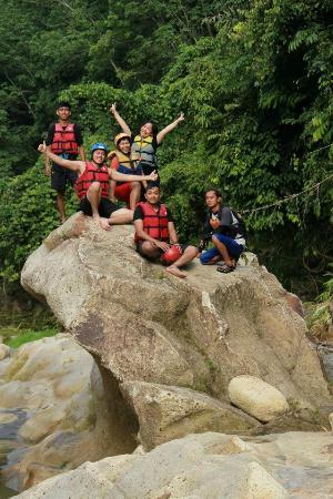 Tebing Tinggi, Indonésia: Batu Kodok
