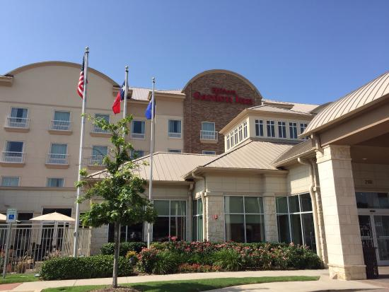 Outside Picture Of Hilton Garden Inn Dallas Arlington Arlington Tripadvisor