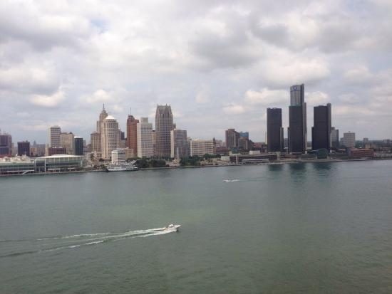 Best Western Plus Waterfront Hotel: Great view from panoramic king bedroom