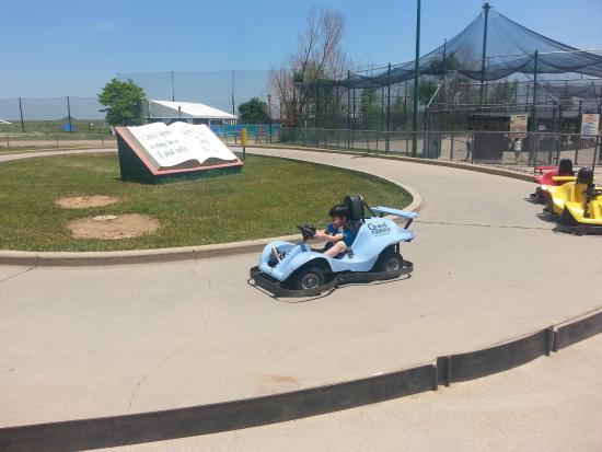 Gateway Park Fun Center : Kiddie Go-Karts