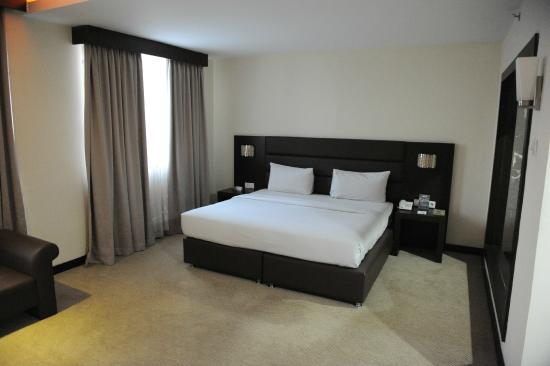 The BCC Hotel & Residence: My room