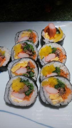 Kyung Sung Restaurant: Kimbap Roll