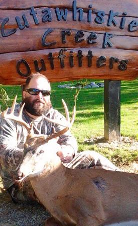 Cutawhiskie Creek Outfitters Day Hunts