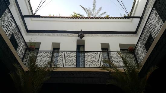RIAD BAB 54 : Balcony
