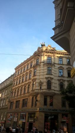 Foto de Holiday Inn Brno