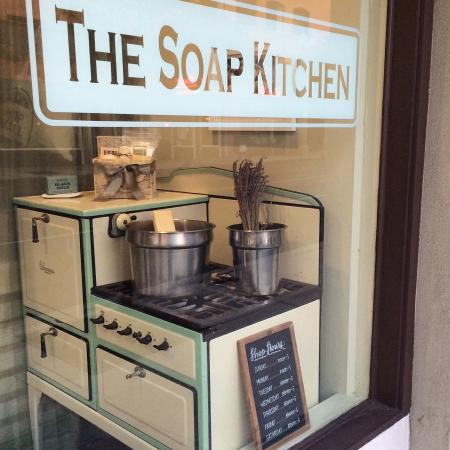 ‪The Soap Kitchen‬