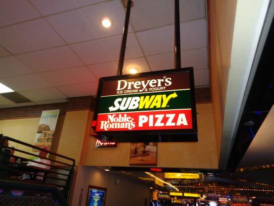 Fresh Options Open Until 2am Picture Of Subway Las Vegas