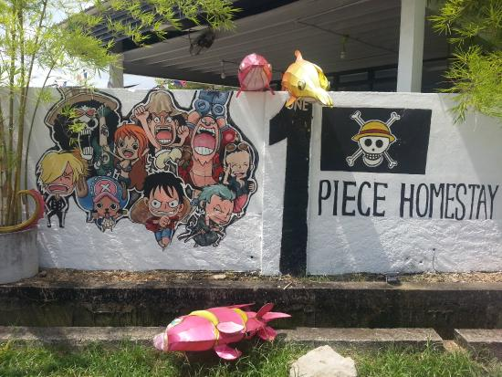 One Piece Homestay