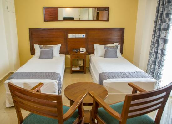 Great Southern Hotel (GSH) Colombo : Deluxe Twin Room