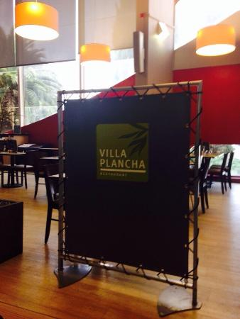 Villa Plancha