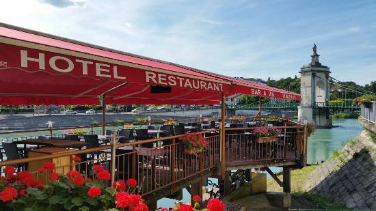 Seyssel, ฝรั่งเศส: Hotel Beau Sejour