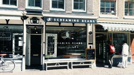 Photo of Modern European Restaurant Screaming Beans at Haarlemmerstraat 68, Amsterdam 1013 ET, Netherlands