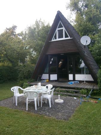 Immenstaad, Tyskland: giardino