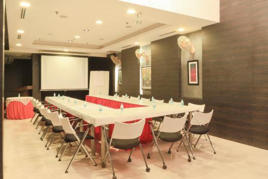The Nanee Suites: Conference Room
