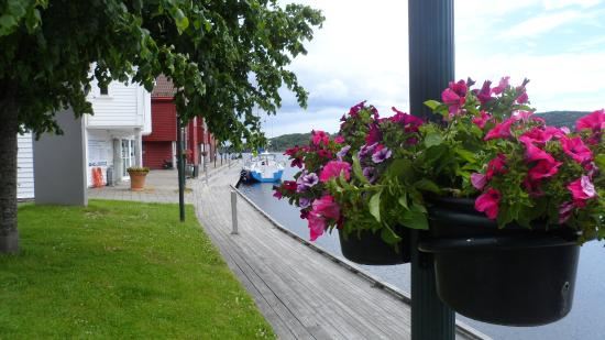 Vanse, Norge: Beautiful Farsund Norway