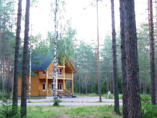 Rybatsky Hutor Lodge