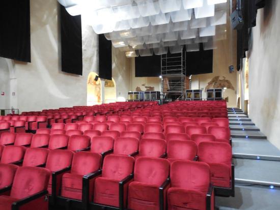 สโปลโต, อิตาลี: Ex Chiesa di San Nicolò oggi teatro - foto 1