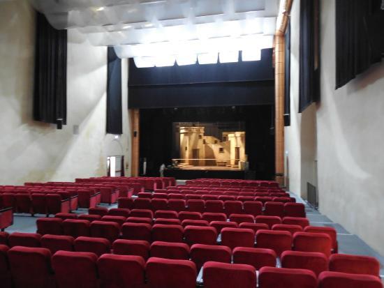 สโปลโต, อิตาลี: Ex Chiesa di San Nicolò oggi teatro - foto 2