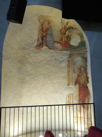 สโปลโต, อิตาลี: Ex Chiesa di San Nicolò oggi teatro - dipinto 1