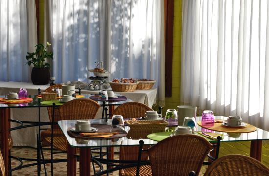 Hotel Villa Orio: sala colazioni