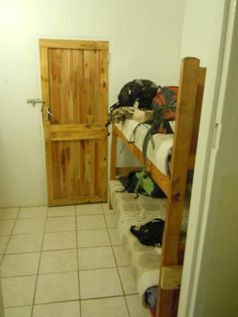 Valley View Backpackers : bunk bad