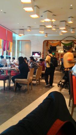 Spice It Restaurant: Dinning Area