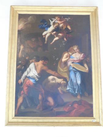 Spoleto, Italia: dipinto 02