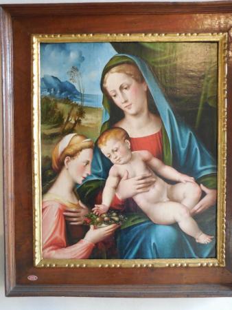 Spoleto, Italia: dipinto 03