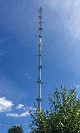 Obninsk Meteorological Tower