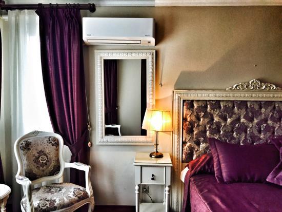 Daphne Hotel: Standart double room