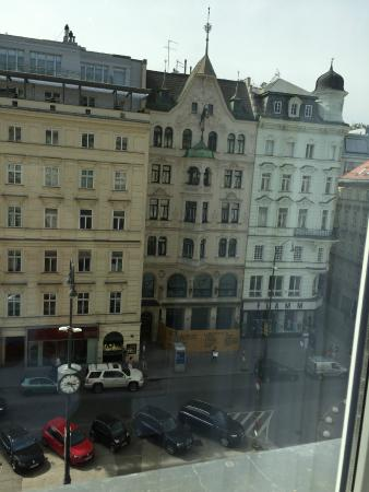 Hotel Ambassador: View From Room
