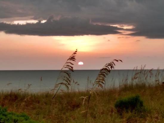 Sunset at Gulfside Beach Club