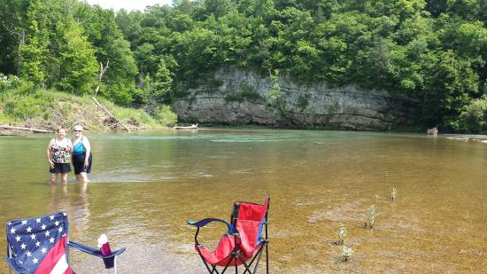Ozark Outdoors: Beautiful Meramec River
