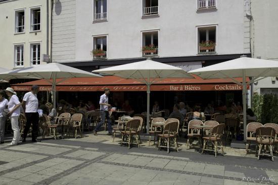 Le cafe du general chartres restaurant avis num ro de t l phone photos tripadvisor - Restaurant japonais chartres ...