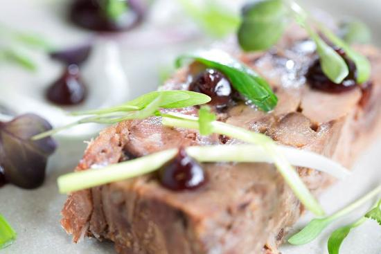 The Fox and Grapes: Duck Terrine